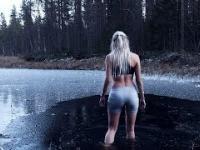 Wesoły Norweg w kobiecej wersji