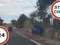 Stop Cham 224 - Niebezpieczne i chamskie sytuacje na drogach