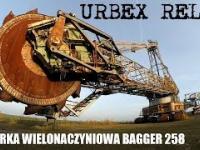 Opuszczona koparka wielonaczyniowa Bagger 258