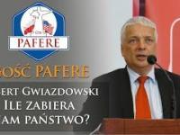 Robert Gwiazdowski o tym, jak państwo zabiera Polakom połowę tego, co wypracują