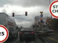 Stop Cham 225 - Niebezpieczne i chamskie sytuacje na drogach