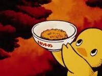 "Japońska reklama ""chińskiej zupki"""