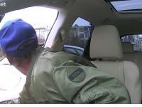 Wojewódzki wyzywa kierowcę TVP Info u Kuźniara podczas jazdy