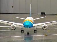 Model Boeinga lekki jak piórko