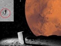 Monolity na Marsie i Fobosie - Obcy czy Natura?