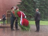 Putin trzyma fason bez względu na wszystko