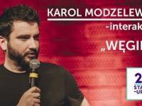 Karol Modzelewski i interakcja z publicznością | 20 Stand-Upów