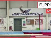 Brytyjski gimnastyk bije rekord świata w długości lotu...