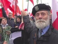 Prawdziwy Polak na Marszu Niepodległości 2018