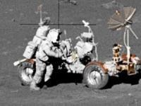 Dziwne lądowanie na Księżycu - CAŁY FILM z Kosmicznego studia !