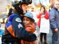 Policjanci też ludzie pomagać umieją