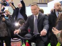 Andrzej Duda osobiście rozkręca branżę przetwórczą