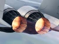 F-15 Silnik odrzutowy maksymalny dopalacz