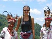 Tarasy ryżowe Ifugao - ósmy cud świata