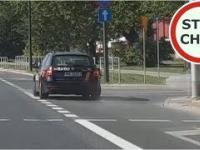 Ekipa TVN Turbo i jej popisy na warszawskich ulicach