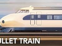 Pociąg jeździ co 30 sekund. Japoński shinkansen wzbudza zazdrość całego świata