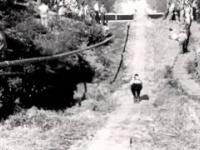 Letnie skoki narciarskie w 1949 - wyjątkowy rarytas z Polskiej Kroniki Filmowej