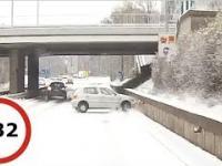 Stop Cham 232 - Niebezpieczne i chamskie sytuacje na drogach
