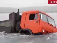 Samochody jak amfibie