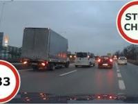 Stop Cham 233 - Niebezpieczne i chamskie sytuacje na drogach