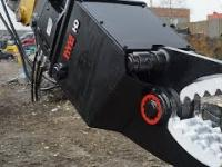 Maszyny do niszczenia m.in. żelbetowych konstrukcji, dziwnie satysfakcjonujące