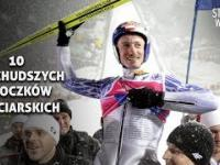 10 Najchudszych skoczków narciarskich