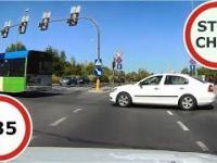 Stop Cham 235 - Niebezpieczne i chamskie sytuacje na drogach