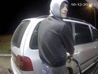 Kolejny złodziej paliwa w Prażmowie