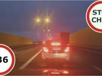 Stop Cham 236 - Niebezpieczne i chamskie sytuacje na drogach