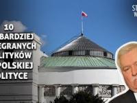 10 Najbardziej przegranych polityków w Polskiej polityce