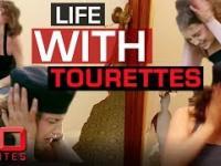 Dziewczyna żyjąca z najgorszym przypadkiem Zespół Tourette'a w Australii