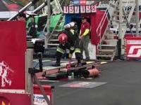 Mistrzostwa świata strażaków w USA - Polska vs Niemcy