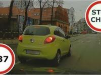 Stop Cham 237 - Niebezpieczne i chamskie sytuacje na drogach