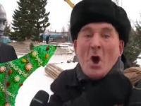 TO JEST ROSJA! Dziadek z Bijska przeklina ruskie życie