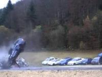 Crash testy przy prędkości 200km/h!