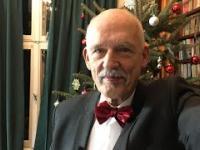 Janusz Korwin-Mikke - Wesołych Świat Bożego Narodzenia - 2018