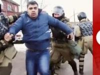 Rosja: policja kontra cyganie (romowie)