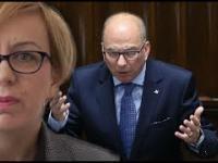 Kloska straszy Unią, a Meysztowicza podsumowuje Terlecki. Nowoczesna w AKCJI