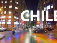 Listopad - wiosna w Chile...