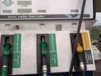 Stacja paliw w RPA