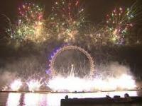 """""""zacofany"""" Londyn wystrzelił aż 70 tys rakiet na sylwestra"""
