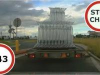 Stop Cham 243 - Niebezpieczne i chamskie sytuacje na drogach