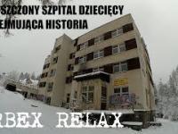 Opuszczony szpital dziecięcy i szokująca historia