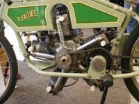 Jedyne trzy zachowane egzemplarze motocykli z silnikiem gwiazdowym