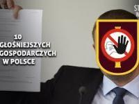 10 Najgłośniejszych afer gospodarczych w Polsce