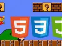 JS dla średnio zaawansowanych - Tworzenie gry typu Mario 3