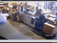 Idiota napada na restauracje meksykańską