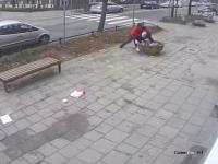 Wszedł z nożem i ukradł puszkę WOŚP, złapał go kierownik sklepu