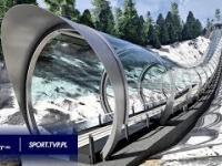 Rewolucyjny pomysł. Skoki narciarskie w tunelu