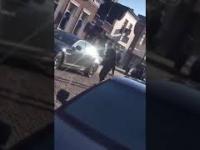 Naćpany Polak bije policjantów w Holandii